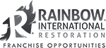 Raindbow International Restoration Logo